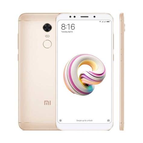 Redmi 5 Plus Ram 4gb 64gb Gold Garansi Distributor Jual Xiaomi Redmi 5 Plus Smartphone Gold 64gb 4gb