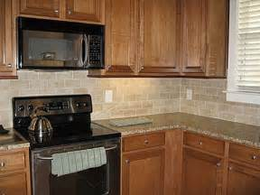 Backsplash Tile Ideas Small Kitchens Ceramic Tile Kitchen Backsplash