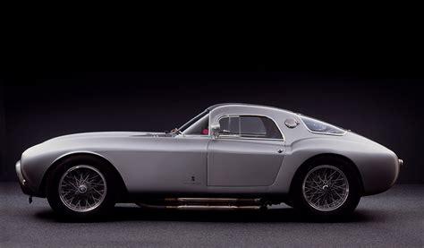 maserati pininfarina vintage 1954 maserati berlinetta selected to serve as centenary car