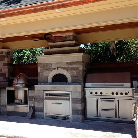 chicago brick oven cbo 1000 wood burning pizza oven kit