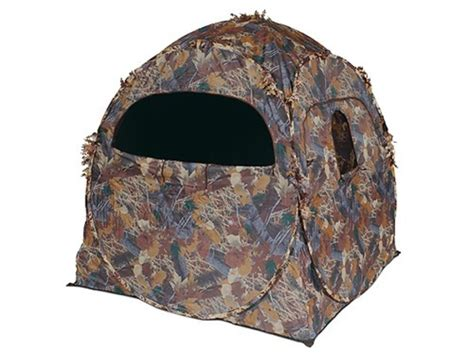 ameristep dog house blind ameristep doghouse ground blind 60 x 60 x 68 polyester ameristep