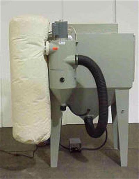 blast cabinet dust collector how to make a blast cabinet dust separator