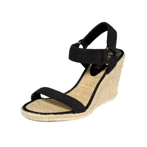 ralph wedge sandals by ralph indigo espadrille wedge sandals in