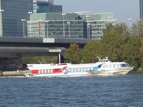 fast boat from vienna to bratislava our boat the meteor iii picture of vienna to