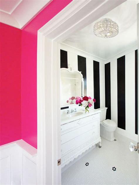 Bedroom Black White Pink Black White Pink Bedroom Beautiful Pink Decoration