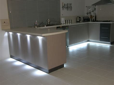 Kitchen Indirect LED Lights   SmartHouse