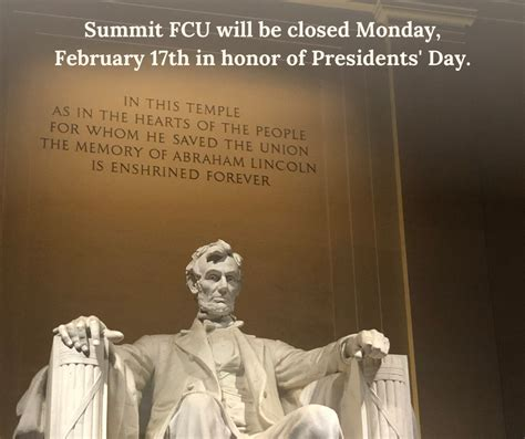 summit federal credit union posts facebook