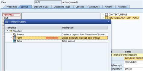 web dynpro layout elements auto align ui elements dynamically in web dynpro abap