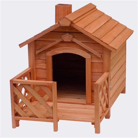 con veranda cuccia con veranda in abete rosso