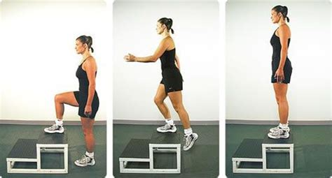 high bench step ups mast fitness mobility and strength training for your
