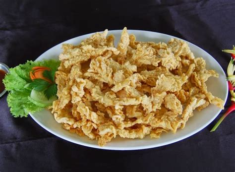 cara membuat makanan ringan untuk jualan resep jamur crispy untuk usaha agar biaya produksinya