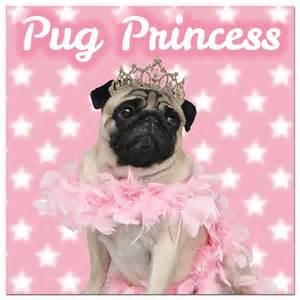 Home / Cards / Fun Pugs – Pug Princess Card Cheshire