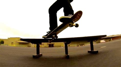 skateboard grind bench how to crooked grind the easiest way tutorial youtube