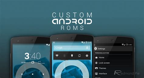 top custom roms for android and why you should try them out redmond pie - Custom Android Roms