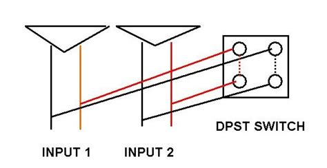 dpst switch wiring diagram free wiring diagrams