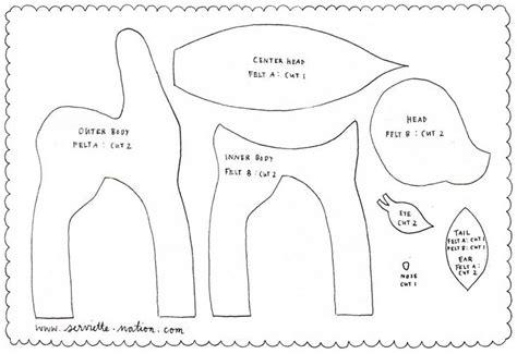 pattern for felt reindeer head best 25 deer pattern ideas on pinterest