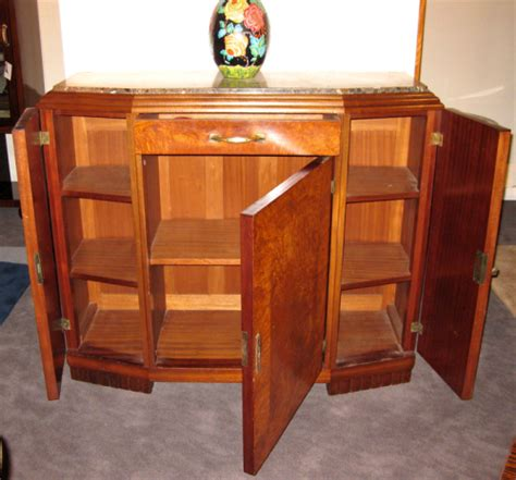 Deco Dining Room Sideboard Deco Sideboard Circa 1928 Sold Items Dining