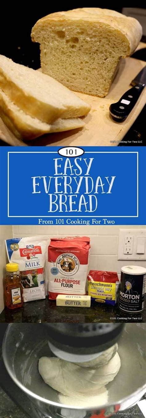 2 your daily bread easy stand mixer dough recipes bagels rolls and sweet treats volume 2 books a great loaf that is easy to make in your stand mixer or