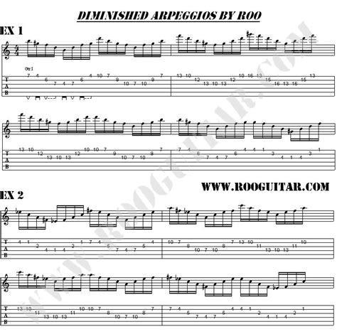 ejercicios preparatotios arpegios y 8480203668 v 237 deo lecci 243 n para principiantes de arpegios disminuidos guitarra desafinados