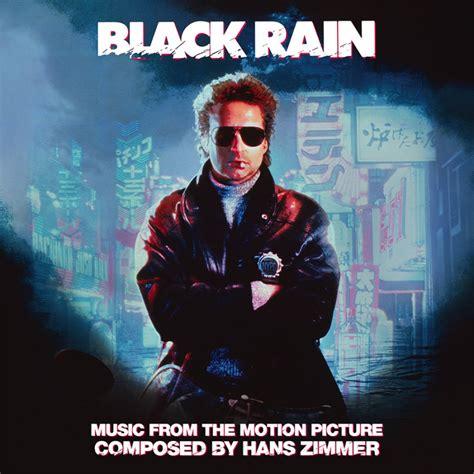 black rain expanded black rain soundtrack announced film music