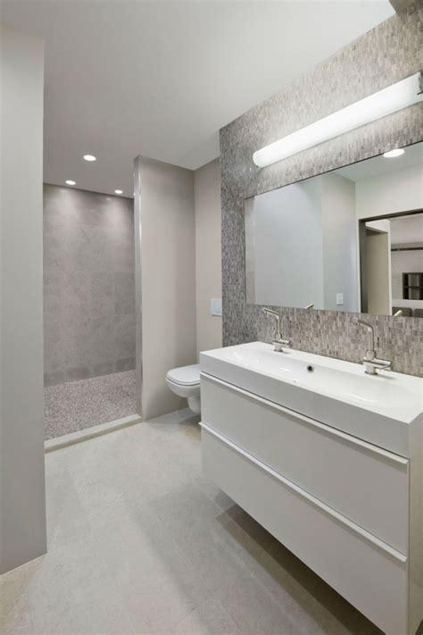 indogate idee carrelage salle de bain gris