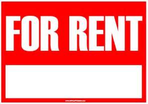 For Lease Do We A Rental Crisis 187 The Rochesterian
