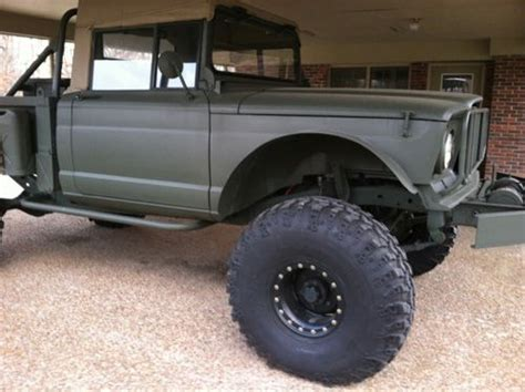 jeep kaiser lifted 41 best images about m715 on pinterest trucks military