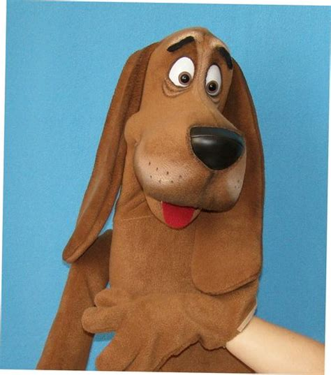 puppy puppet hound pavlovs puppet for sale