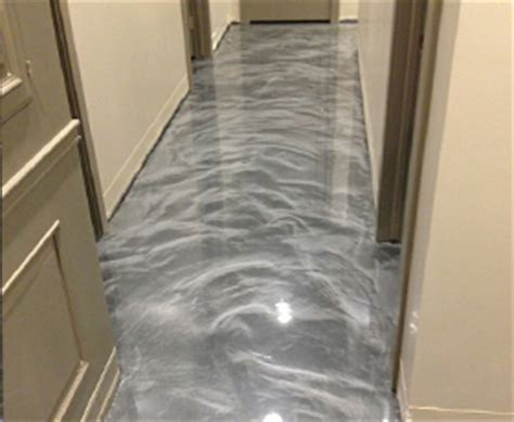 » New 4800 HD Epoxy Works Great with Metallic Lava Flow®