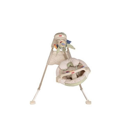 swinging papasan fisher price papasan cradle swing n1973