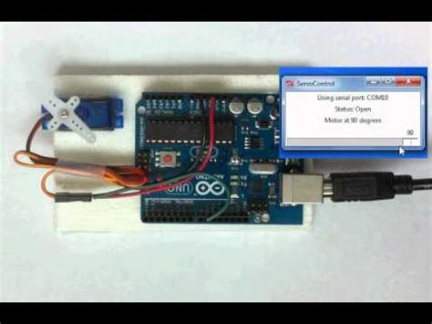 Lu Led Motor Remote arduino from pc funnycat tv