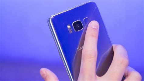 Pelindung Finger Print Samsung S8 S8 2 the galaxy s8 s fingerprint sensor will send you into a