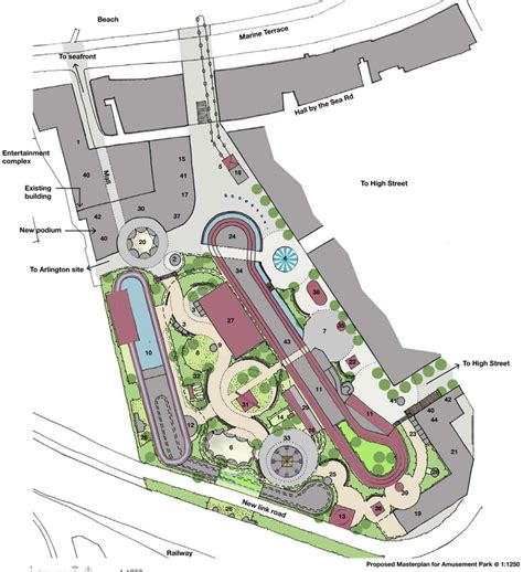 amusement park floor plan dreamland heritage amusement park our masterplan