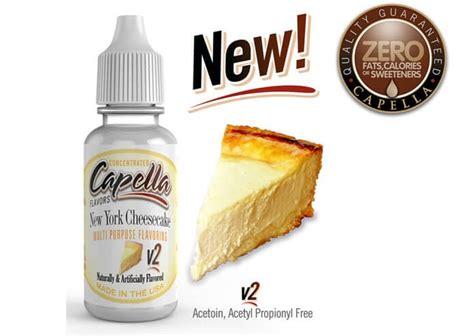 Capella 4 Oz New York Cheesecake V2 Flavor Bulk Size capella flavors new york cheesecake v2 ニューヨークチーズケーキv2 の通販