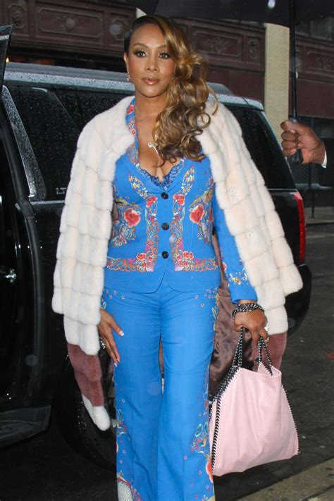 vivica fox on wendy williams vivica fox arrives at wendy williams show in new york 01