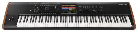 Keyboard Korg 2 korg kronos 2 synthesizer workstation keyboard scan uk