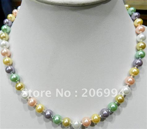 Handmade Costume Jewellery Uk - aliexpress buy wholesales design 8mm multicolor
