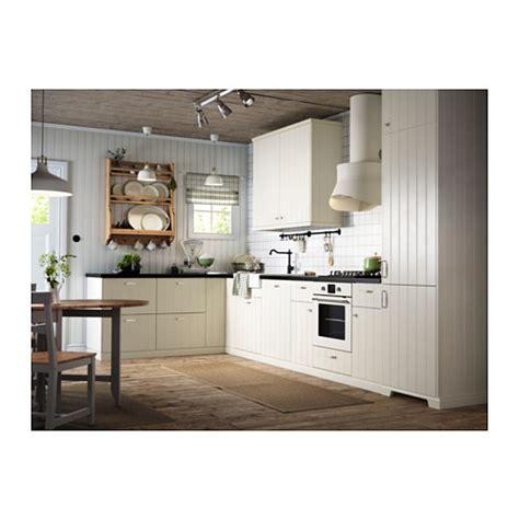 Ikea Glass Kitchen Cabinets Hittarp Glass Door White 40x80 Cm Ikea