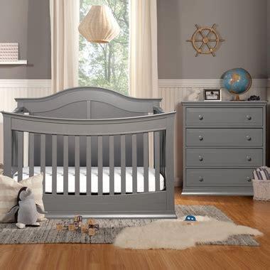 Davinci Meadow 2 Piece Nursery Set 4 In 1 Convertible Signature Convertible Crib