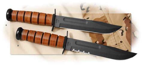 kabar army knife ka bar u s army and u s navy utility knife agrussell