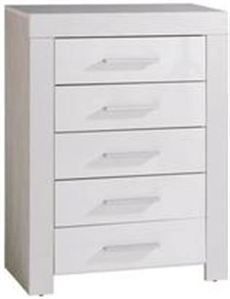 White Chest Of Drawers Melbourne by White Gloss Chest Of Drawers Shopstyle Uk