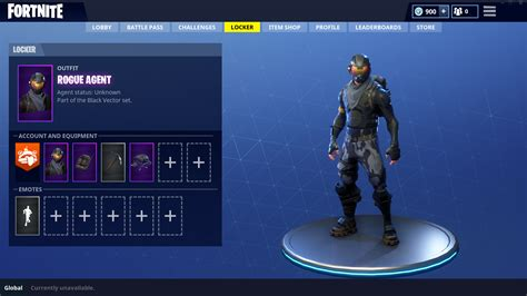 fortnite rogue the new skin is out and its called rogue fortnitebr