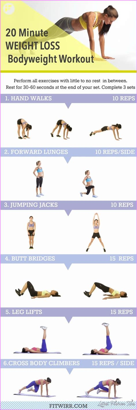 10 Top Exercises For Losing With 2 Bonus Exercises by 10 Best Exercises For Weight Loss Fast Latestfashiontips