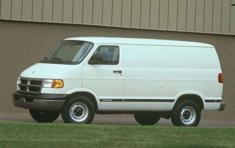dodge work van 1999 dodge ram van information and photos zombiedrive