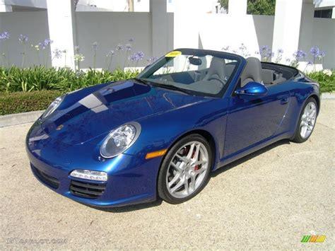 2009 aqua blue metallic porsche 911 s cabriolet 31204105 gtcarlot car color