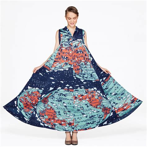 world map collection pleats  issey miyake famille