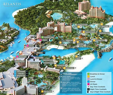 atlantis bahamas map atlantis resort bahamas all inclusive packages magic family travel