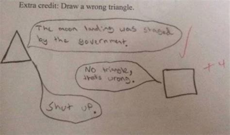 best doodle answers hilariously sarcastic test answers things guff