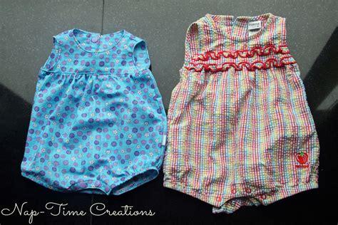 sewing pattern romper free romper pattern 0 12 months life sew savory