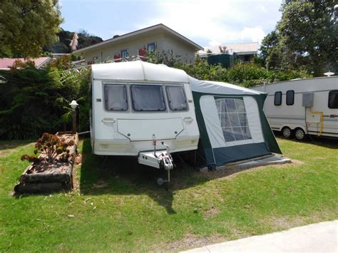 van awning nz annual van 106 russell top10 holiday parkrussell top10